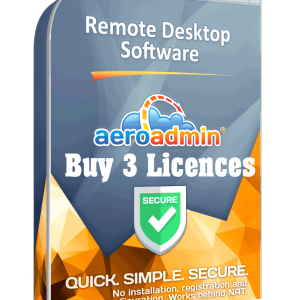 TekNet - Buy 3 Licences